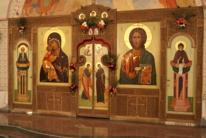 raising of lazarus church , minsk belarus
