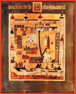 holy trinity st sergius monastery
