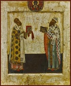 athanasius cyril fo alexandria
