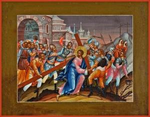 carrying cross