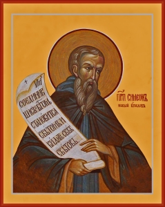 st simeon new theologian