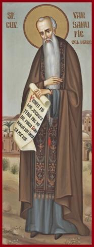 St. Barsanuphius the Great