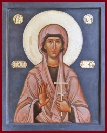 St. Galina the Martyr