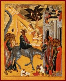 Entry to Jerusalem