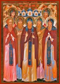 Pskov Caves Saints