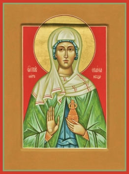 st joanna the myrrh bearer