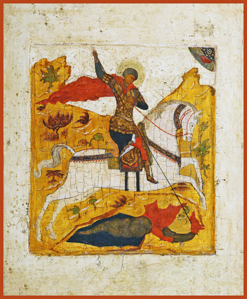 st george the great martyr white