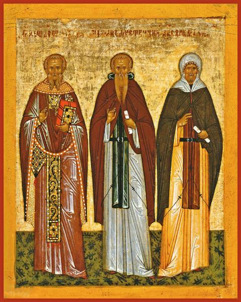 theodore studite theodosius great ephraim syrian