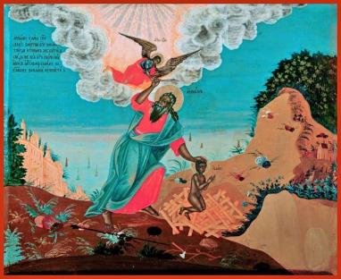 abraham sacrifice issac