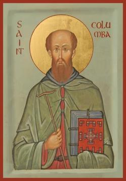 columba of iona ii
