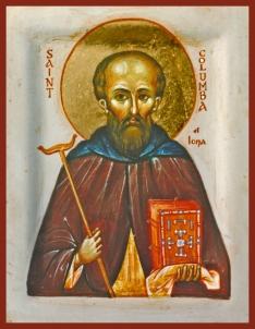 Columba of Iona