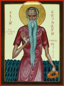 Gwynllyw of wales
