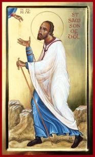 Samson of dol
