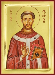 St. Alphege of Canterbury