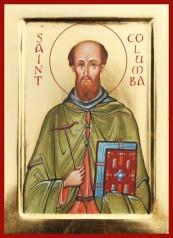 st columba of iona
