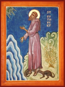 St. Cuthbert, Bishop of Lindisfarne
