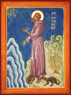 St. Cuthbert, Bishop of Lindisfarne
