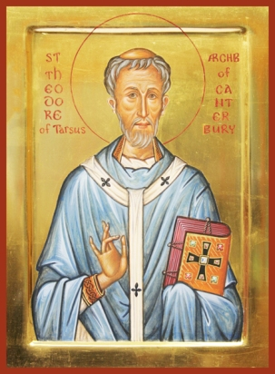 Theodore of Tarsus and Canterbury_preview